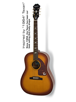 Epiphone Inspired by 1964 Texan Vc