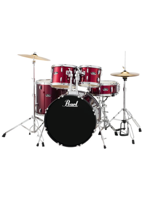 Pearl RoadShow Studio RS-505C #91 Wine red