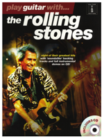 Volonte Play Guitar with Rolling Stones + CD
