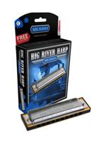 Hohner BIG RIVER HARP D