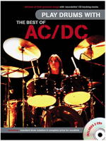 Volonte Play Drums AC/DC + Card
