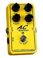Xotic AC-Booster