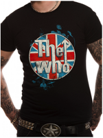 Cid THE WHO Logo standing Black M