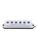 Seymour Duncan SSL-5 Custom Staggered White