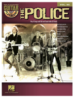 Volonte Play Drums With The Police + CD V.12
