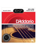 Daddario Exp 17 Coated Phosphor Bronze