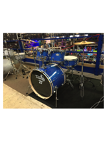 Tamburo T5P20 Blue Sparkle