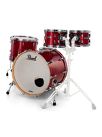 Pearl MCT924XEP/C319 - Batteria Masters Complete - Masters Complete Drumset in Inferno Red Sparkle